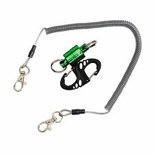 SF  Walk Sticks Pliers Landing Trout Net Magnetic Release Holder with Cord 12 LB