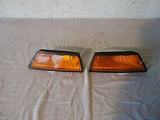1980 Honda Goldwing GL 1100 Front Turn Signals Blinkers 9326