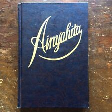 Ainyahita in Pearls MAZDAZNAN Otoman Hanish Illustrated Hardcover Book Vintage