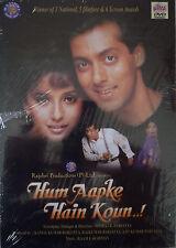 HUM AAPKE HAIN KOUN..! - ORIGINAL BOLLYWOOD DVD - SALMAN KHAN, MADHURI DIXIT.