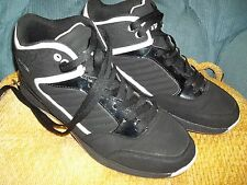 Fubu Black Basketball Shoes (Mens US 10.5) MEN, EU 44