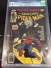 CGC 9.2 Amazing Spider-Man #194 1st App Black Cat OW-WP