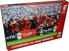 Official LIVERPOOL FC 2006 Puzzle 500pcs Jigsaw gift football mens boys