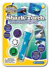 SHARK TORCH AND PROJECTOR * Sea Marine Creatures Fish Water Life Kids Science