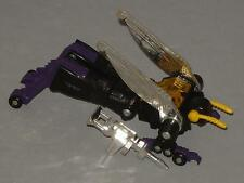"G1 TRANSFORMER INSECTICON KICKBACK COMPLETE LOT # 1 ""LOTS OF PICS/GREAT SHAPE"""