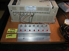 Fuji Micrex-F FPB2OR-A10-Z035 PLC trainer with I/O simulation