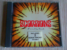 SCORPIONS - FACE THE HEAT - CD