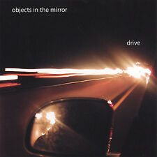 Drive - Objects In The Mirror (2006, CD NIEUW)