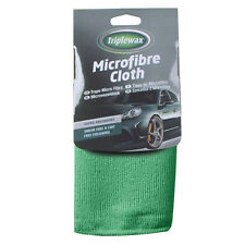 Triplewax Soft Microfibre Cloth Absorbent Cleaning Polishing Duster Car Home