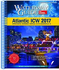 Waterway Cruising Guide:  Atlantic ICW 2017 Edition - Dozier's Waterway Guides