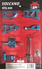 Redcat Racing  Volcano S30 Pro hop up kit (New version) (Blue) HUK-7B