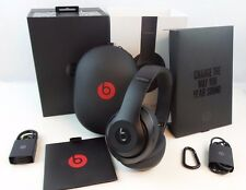 Genuine Original Beats by Dr. Dre Studio Wireless Headphones Matte Black #gh45