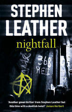 Nightfall: v. 1 Stephen Leather Very Good Book
