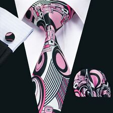 SN-1219 Men's tie New arrival tie set cufflinks hanky purple stylish necktie