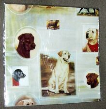 LABRADOR RETRIEVER  Gift Wrapping Paper w/matching Gift Tags by Maystead