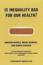 New Democracy Forum: Is Inequality Bad for Our Health? by Ichiro Kawachi,...