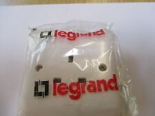 Legrand 730065 White Unswitched Single  Socket  New Not Used Synergy Range