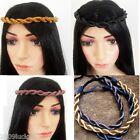 Twist Plaited Hair Plait Band Elastic Braided Band Kylie Headband Fishtail Head