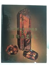 RARE H STERN TREASURES OF BRAZIL ILLUSTRATED PRECIOUS STONES ANY YEAR DIARY