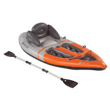inflatable kayak canoe SEVYLOR  1 Person sit on top  BOAT+ pump