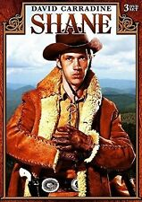 Shane: The Complete Series - 3 DISC SET (2015, REGION 1 DVD New)