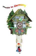 Kuckulino Reloj Columpio, Llamada de cuco, Cierre de la noche, Made in Germany