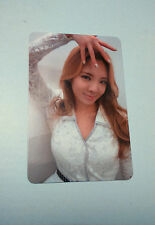Hyoyeon SNSD Girls' Generation Mr Taxi Official Photocard 3rd Album CD Kpop SM