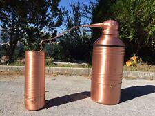Alambicco distillatore in Rame 100 litri