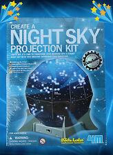 Star Projector Kids Night Sky Projection Kit: