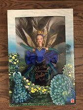 BARBIE The Peacock Collector Edition 1998 Barbie Doll MIB Mattel NRFB gorgeous