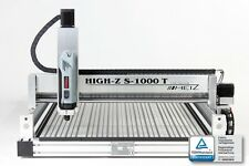CNC Graviermaschine Fräsmaschine 1000x600mm Fräse mit Software: Kein DIY Bausatz