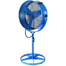 NEW! Airmaster Fan Evaporative Blower Pedestal Misting Fan-8800 CFM!!