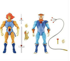 "THUNDERCATS Modern Retro Classic toys 7"" figures set  LIONO & TYGRA, Boxed & New"