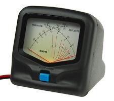 Radio CB Antenna SWR Meter & HF VHF 2 METRO av20 Avair Maas RX 20 3.5 150mhz