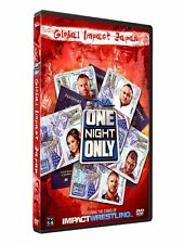 Official TNA Impact Wrestling - One Night Only: Global Impact Japan 2014 DVD