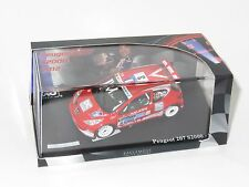 1/43 Peugeot 207 S2000  IRC Rally Sata Azores 2012   B.Bouffier
