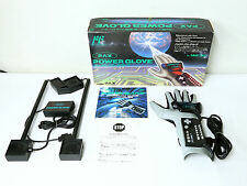 "PAX Power Glove Controller for Nintendo Famicom Boxed ""Mint"" from Japan!!!"