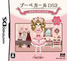 Used Nintendo DS Poupee Girl DS 2: Sweet Pink Style Japan Import (Free Shipping)