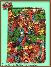MARVEL COMICS CHARACTER PASSPORT COVER HOLDER TRAVEL TICKET WALLET BOXED QUALITY