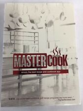 MasterCook 15 PC NEW!