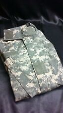 US Military ARMY USED ACU Combat Uniform Shirt Size Small/Long