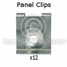 Panel Clip Trim Clips Ford Range Inc. Mustang/S-Max Etc Pack of 12  Part 11168fo