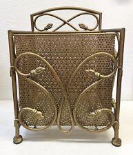 Square Metal Folding Frame w/Metal Basket Insert Made in  China