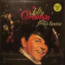 A Jolly Christmas from Frank Sinatra - NEW SEALED PRESSING on RED VINYL!!!
