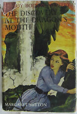 Judy Bolton #31 DISCOVERY AT THE DRAGON'S MOUTH Margaret Sutton 1st Edition