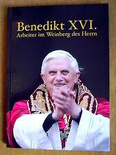 """""""Benedikt XVI. - Arbeiter im Weinberg des Herrn"""""""