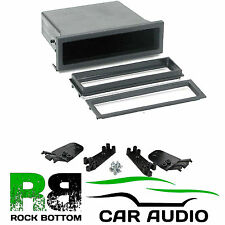 TOYOTA Starlet 1985 to 1999 Car Stereo Radio Universal DIN E Fascia Facia Pocket