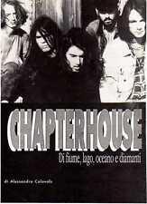 Q8 Clipping-Ritaglio 1991 Chapterhouse Intervista