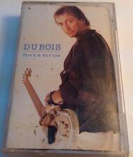 CLAUDE DUBOIS Tape Cassette FACE À LA MUSIQUE 1985 Pingouin Canada PN4-106