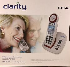 Clarity -  XLC3.4+ - 59234.001 Amplified Cordless Phone